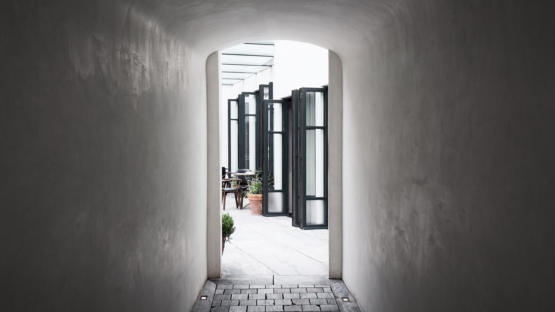 Hallway Pic